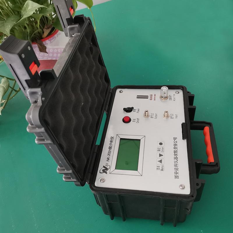 热导式氢气分析仪 热导式氢气检测仪 氢分析仪检测仪 诺科仪器NK-200示例图3