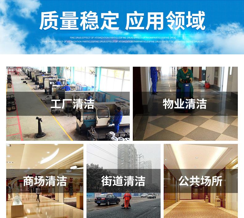 小型吸叶机 高效路面吸叶机 北京多功能吹吸叶机 落叶清扫设备示例图9