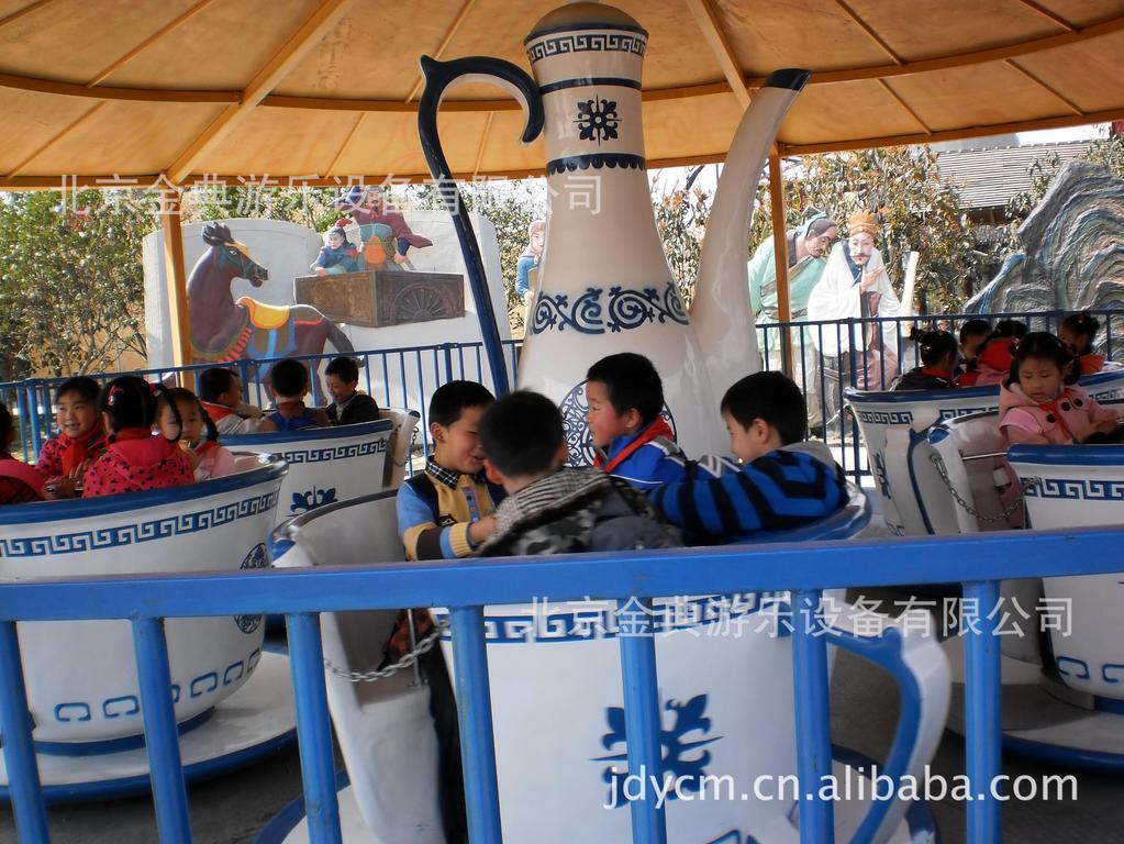 旋转类 游艺设施 转转杯 游乐设备 咖啡杯 公园游乐设备示例图10