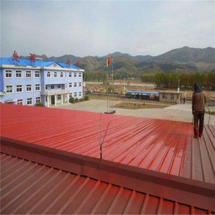 优质产品 彩钢顶翻新漆 彩钢屋顶翻新胶 彩钢翻新胶 彩钢翻新漆 蓝鸽防腐
