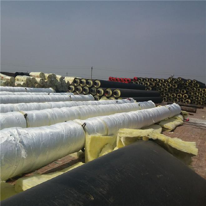 工厂定制 防腐钢管 钢套钢防腐钢管 加工 环氧煤沥青防腐钢管示例图11