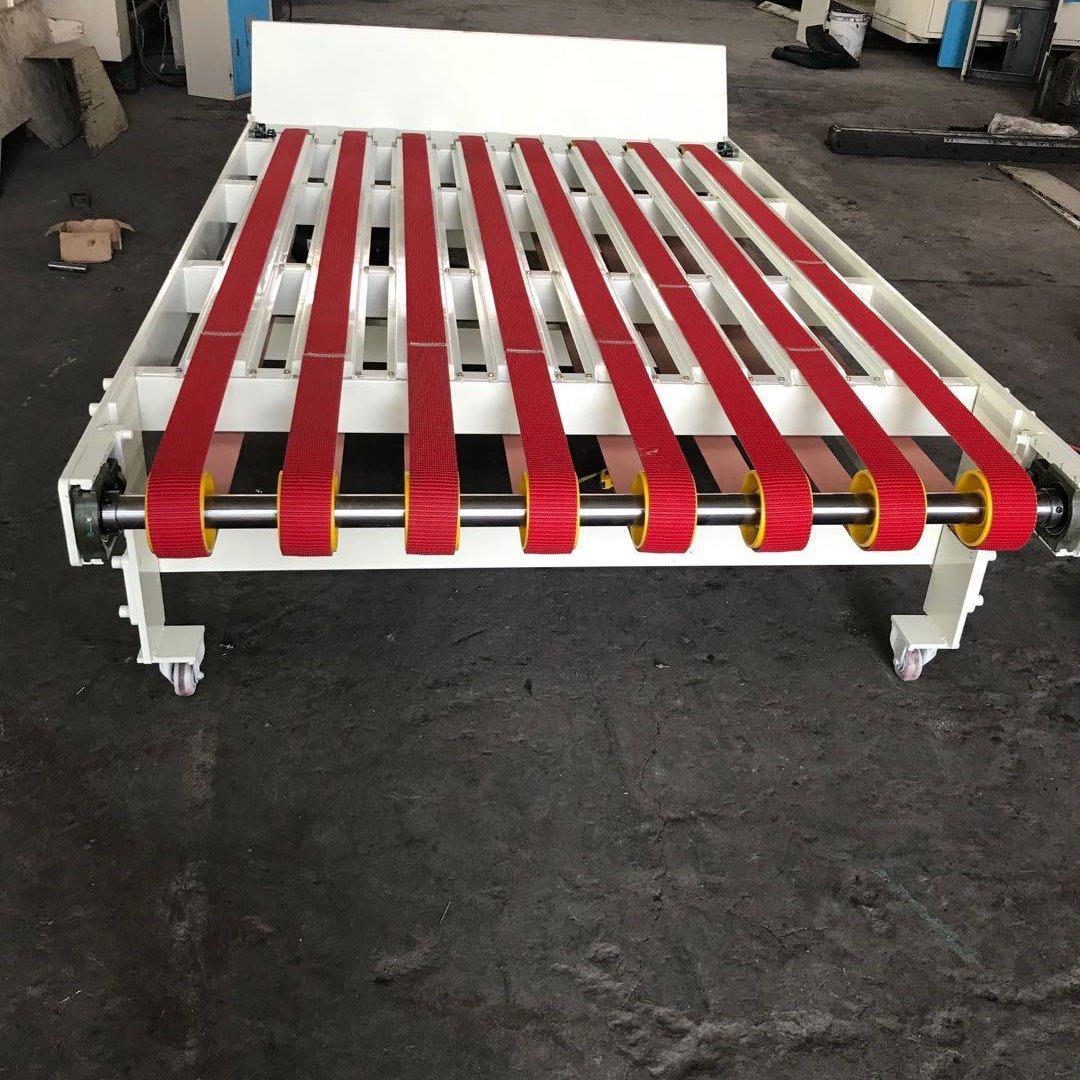 萬國紙箱機械設備  簡易收紙架  堆碼機收紙架