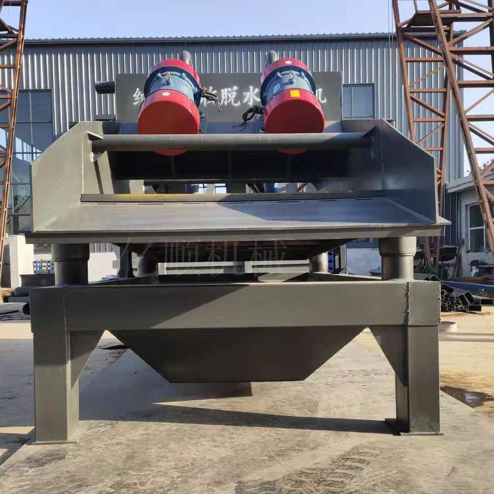 脱水筛 亿顺供应1830型脱水筛 细沙回收脱水一体机