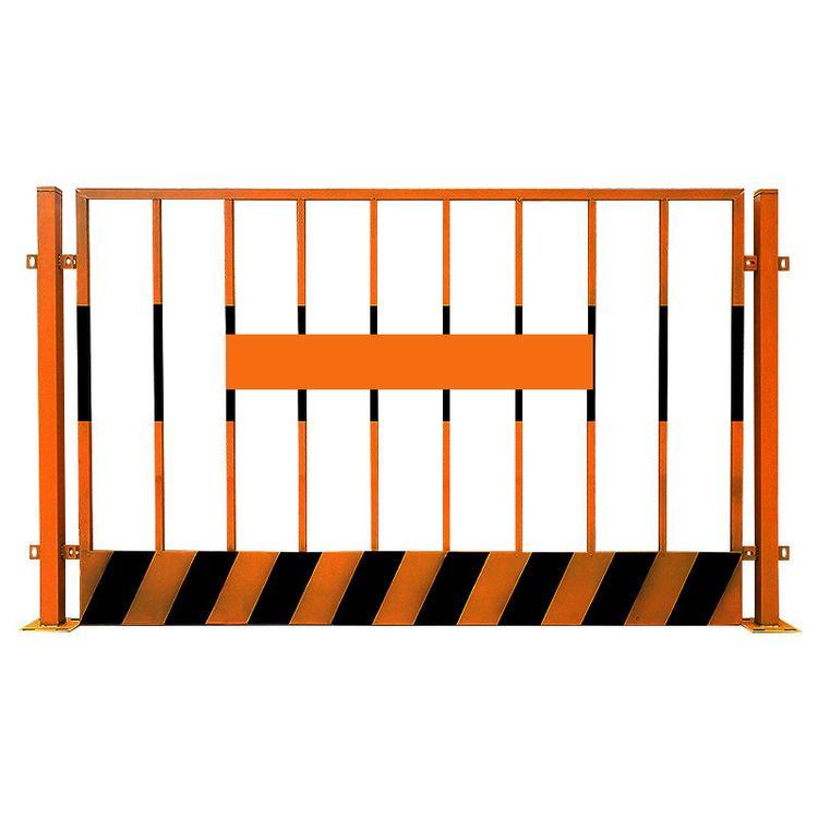 工地围栏 工地深坑边缘护栏 基坑围栏 云旭 生产厂家