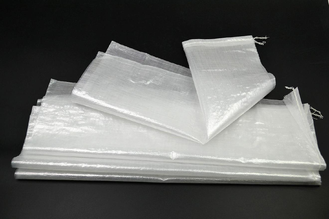 小號透明20斤米袋/10公斤全透新料大米糧食袋底價/35*60編織袋示例圖5