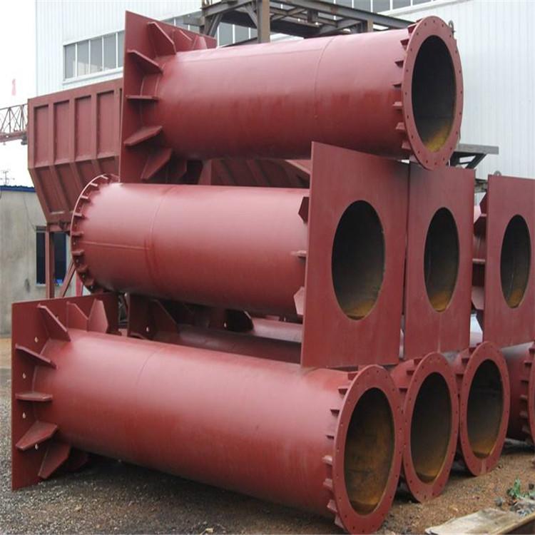 商泰定做钢制格构柱直缝钢管立柱现货销售随订随装