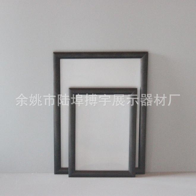 电梯广告框价格_【铝合金相框海报框 电梯广告框架 开启式 画框写真 营业执照框 ...
