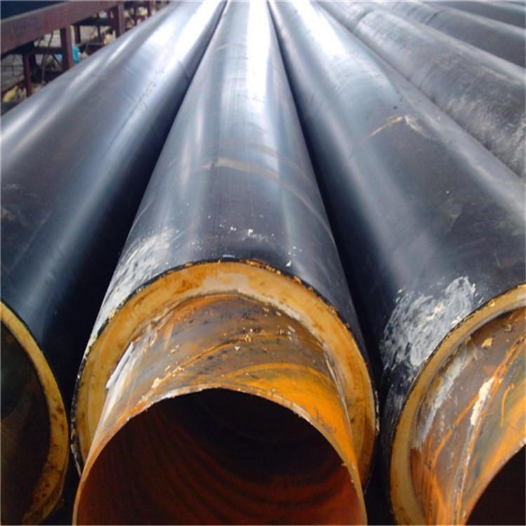 龍都管道生產,預制直埋管,直埋保溫管,泡沫直埋保溫管,直銷廠家
