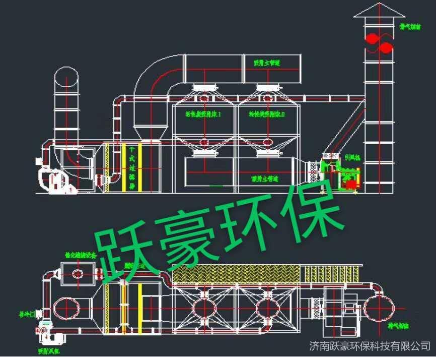 濟南廠家工業有機環保催化燃燒設備全國現貨
