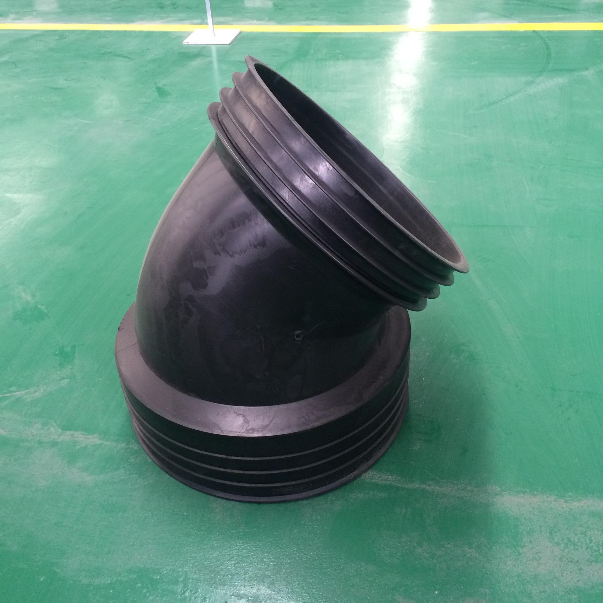 450*300流槽直通井 塑料检查井 华北大型生产厂家 售后服务有保证示例图6
