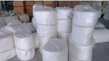 【人气新品】硅酸铝针刺毯|硅酸铝保温棉|硅酸铝纤维针刺毯示例图5