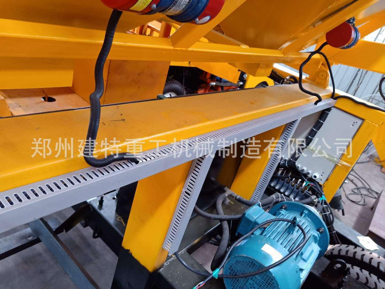 温州厂家直销一拖二混凝土喷浆车 自动上料喷浆车 喷浆设备示例图10