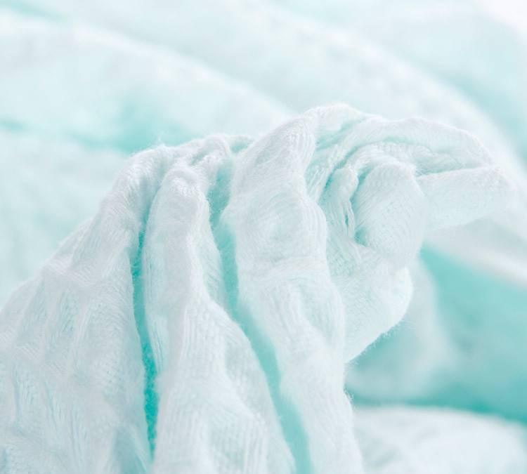 艺特佳家纺冰淇淋纹双人单人加厚全棉毛巾毯空调毯夏被毛毯特价示例图51