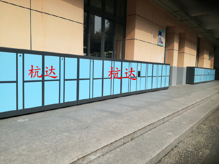 公司刷卡聯網電子更衣柜杭州第九中學校聯網書包柜儲物柜