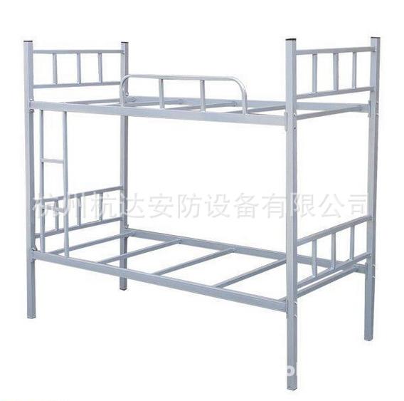 厂家定做 铁架床双层床 高低员工双层床 管用50年质保6年示例图75