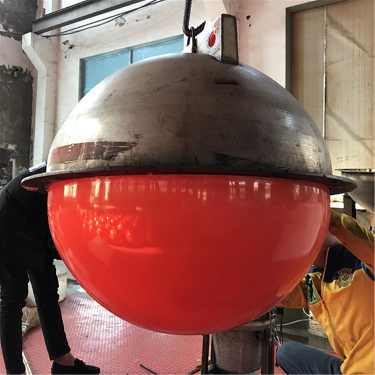 拦截浮球 白洋淀芦苇荡游船安全 警示浮球 环海塑料