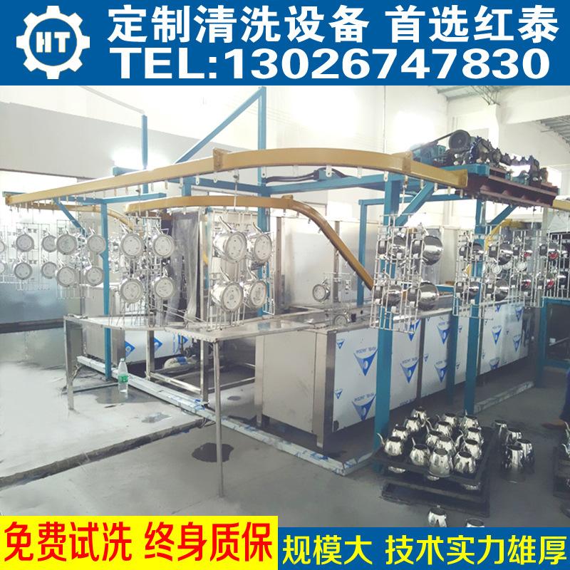 五金零件清洗烘干机大批量清洗五金零件的机器示例图3