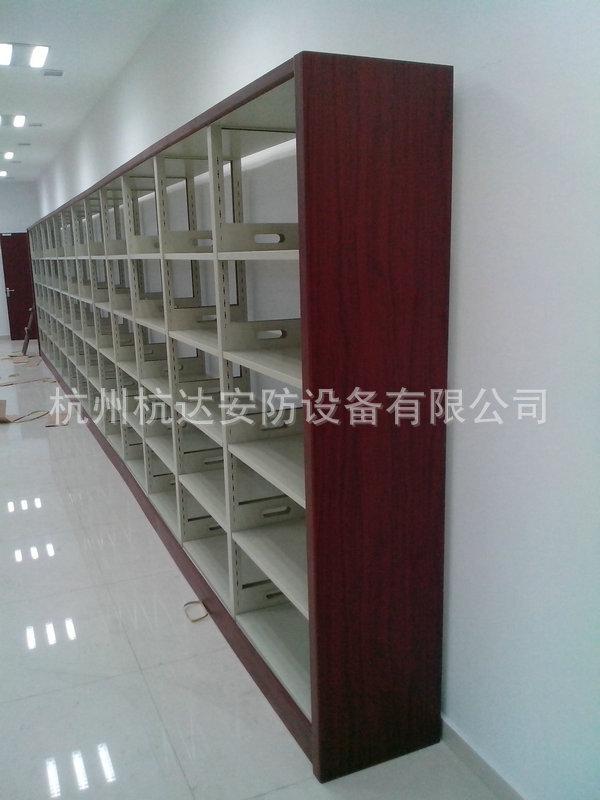 厂家定做 图书馆钢制书柜 大型多层书柜系列示例图74