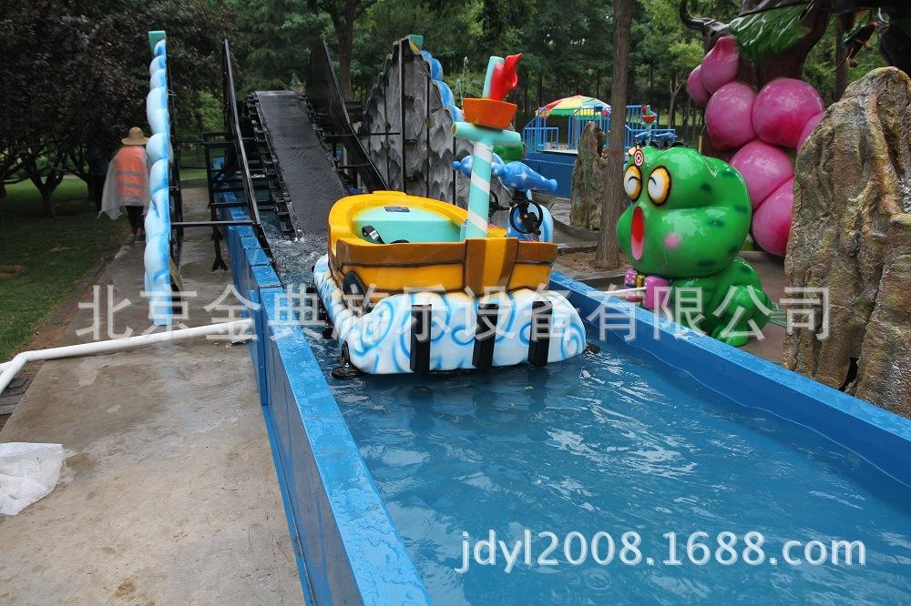 水上游乐设施 儿童漂流 梦幻西游 示例图3