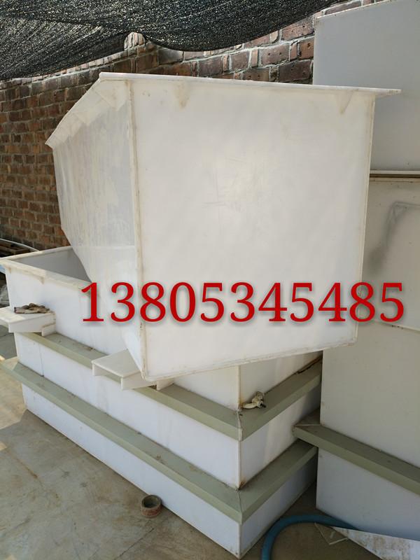 吉林市耐酸碱塑料电解槽 pp焊接塑料电解槽质量 聚丙烯pp水箱厂家示例图10