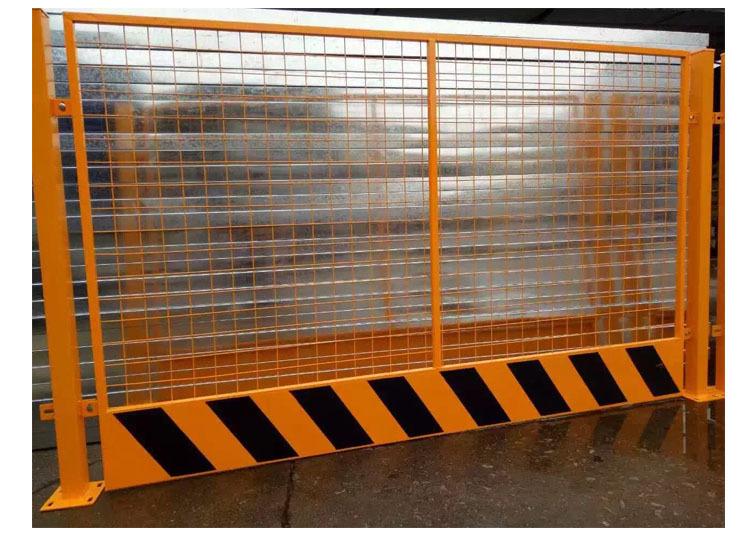 基坑护栏临边防护栏杆 基坑建筑施工护栏 云旭厂家 价格优惠示例图22