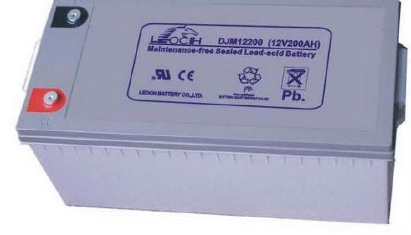 理士蓄电池12V150AH型号价格示例图7
