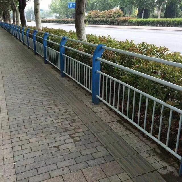 厂家直销景观护栏河道护栏高速护栏景观护栏加工 景观栏杆设计示例图1