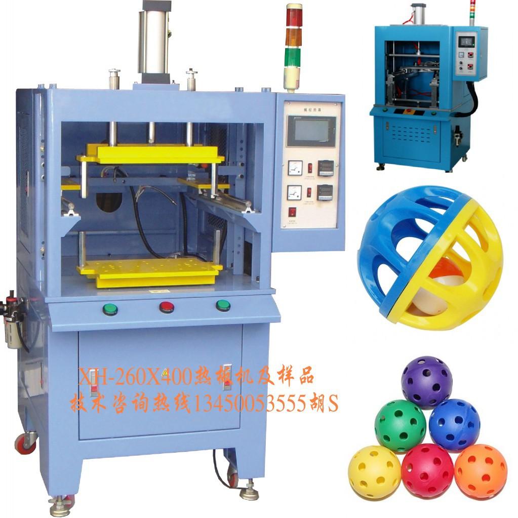 热板机 弹力球软性塑胶焊接 热销的设备 PP/尼龙焊接热板机示例图9
