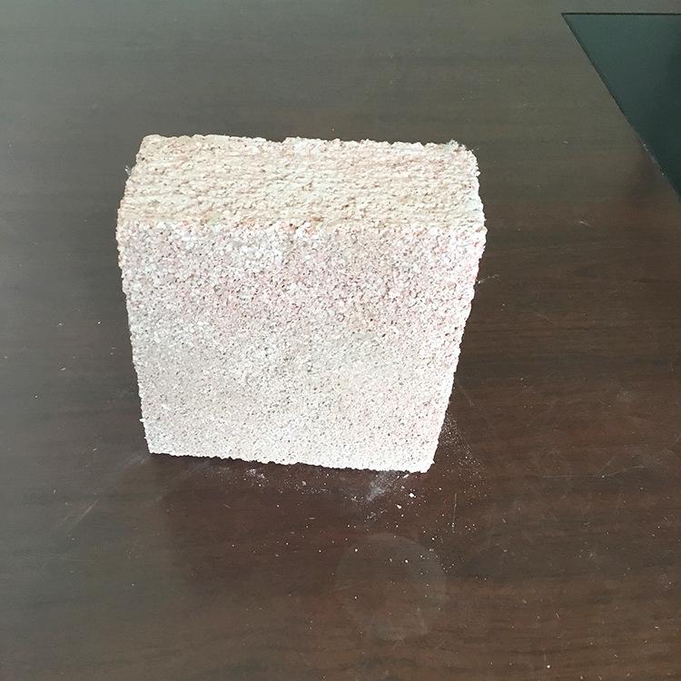 保温泡沫水泥板红色防火隔离带防火保温外墙屋顶防火隔离带地暖示例图11