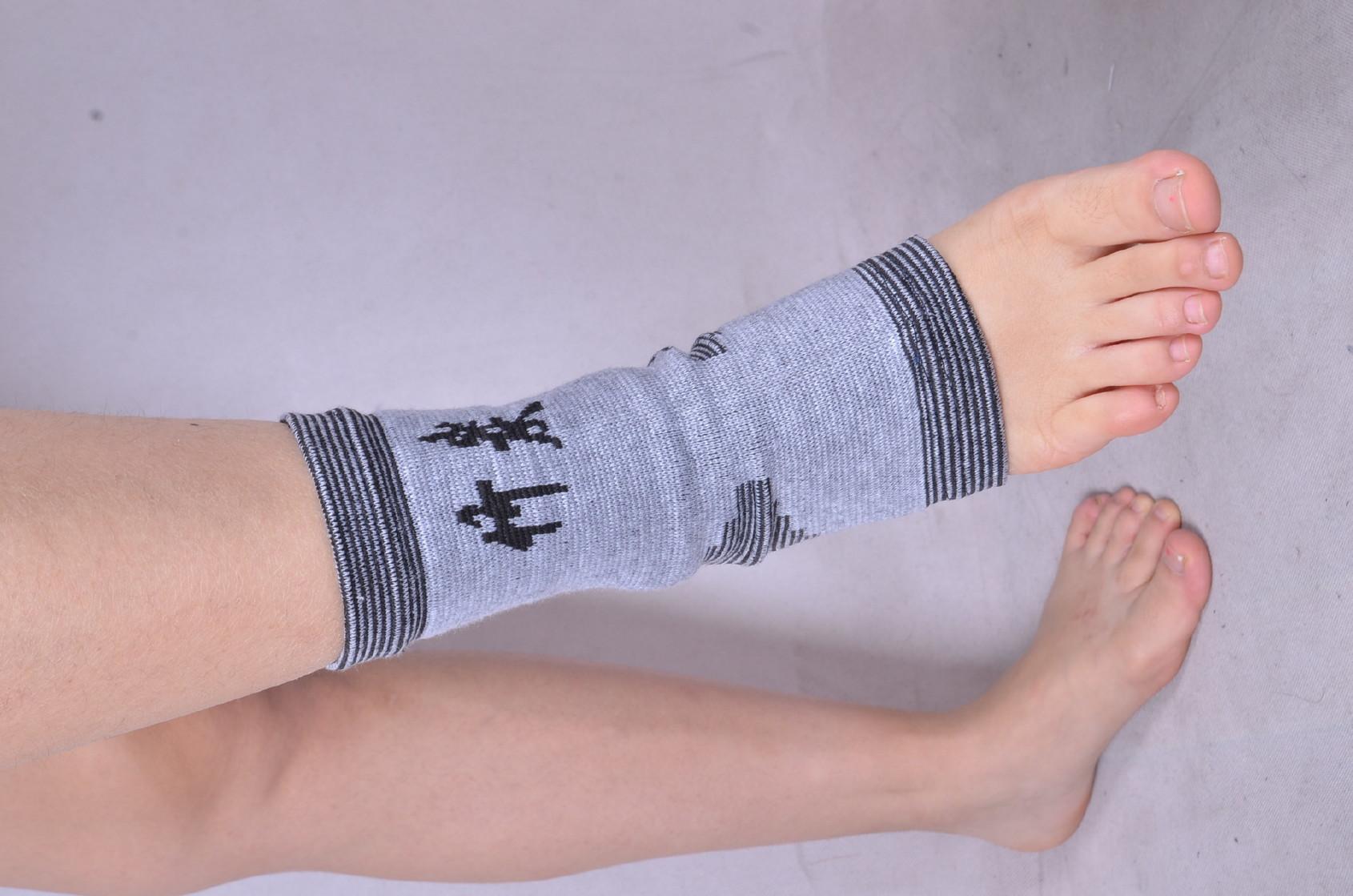 供應護踝 竹炭纖維護踝 騎行用品 透氣舒適貼合護具跆拳道護踝