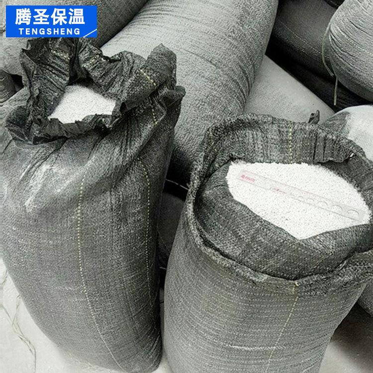 厂家直销膨胀保温 闭孔珍珠岩 助滤剂 园艺珍珠岩 珍珠岩示例图9