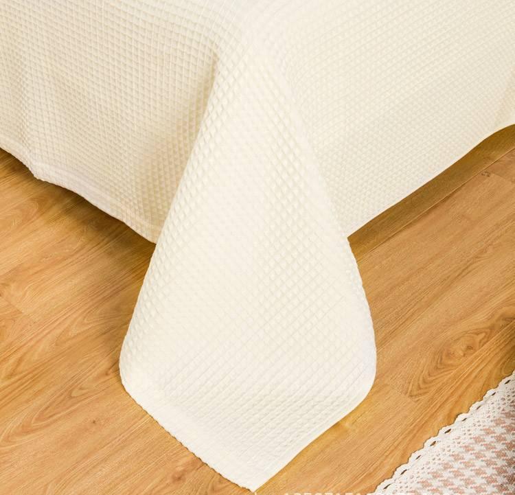 艺特佳家纺冰淇淋纹双人单人加厚全棉毛巾毯空调毯夏被毛毯特价示例图35