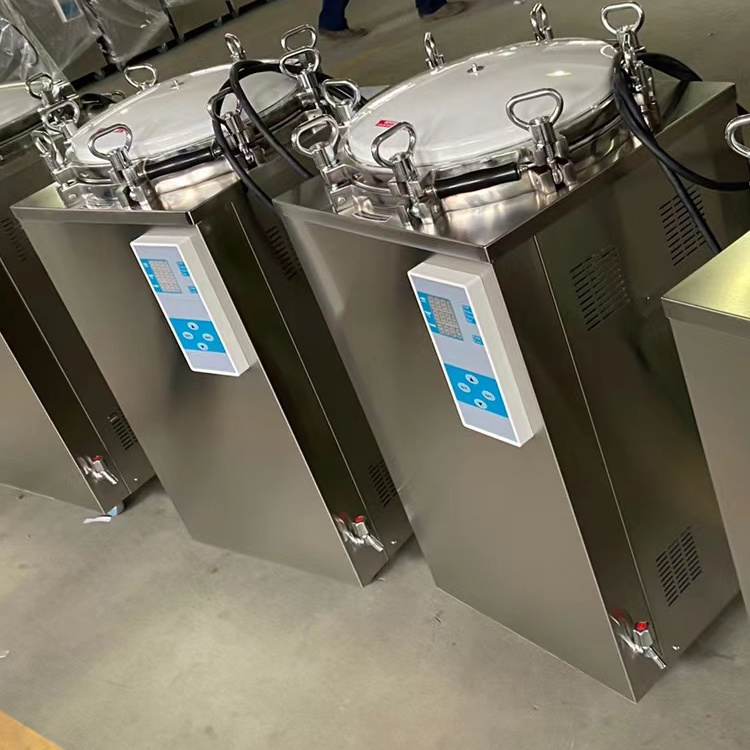 LS-50LD翻蓋式滅菌器 50升不銹鋼翻蓋壓力蒸汽滅菌器示例圖2