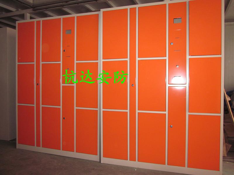 厂家供应杭达指纹手机柜指纹存包柜 电子寄存储物柜1800*1300*280示例图15