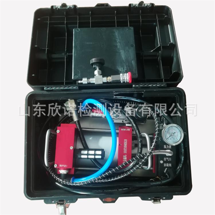 厂家直销便携式小型氮气弹簧充气装置 氮气弹簧充气泵示例图6