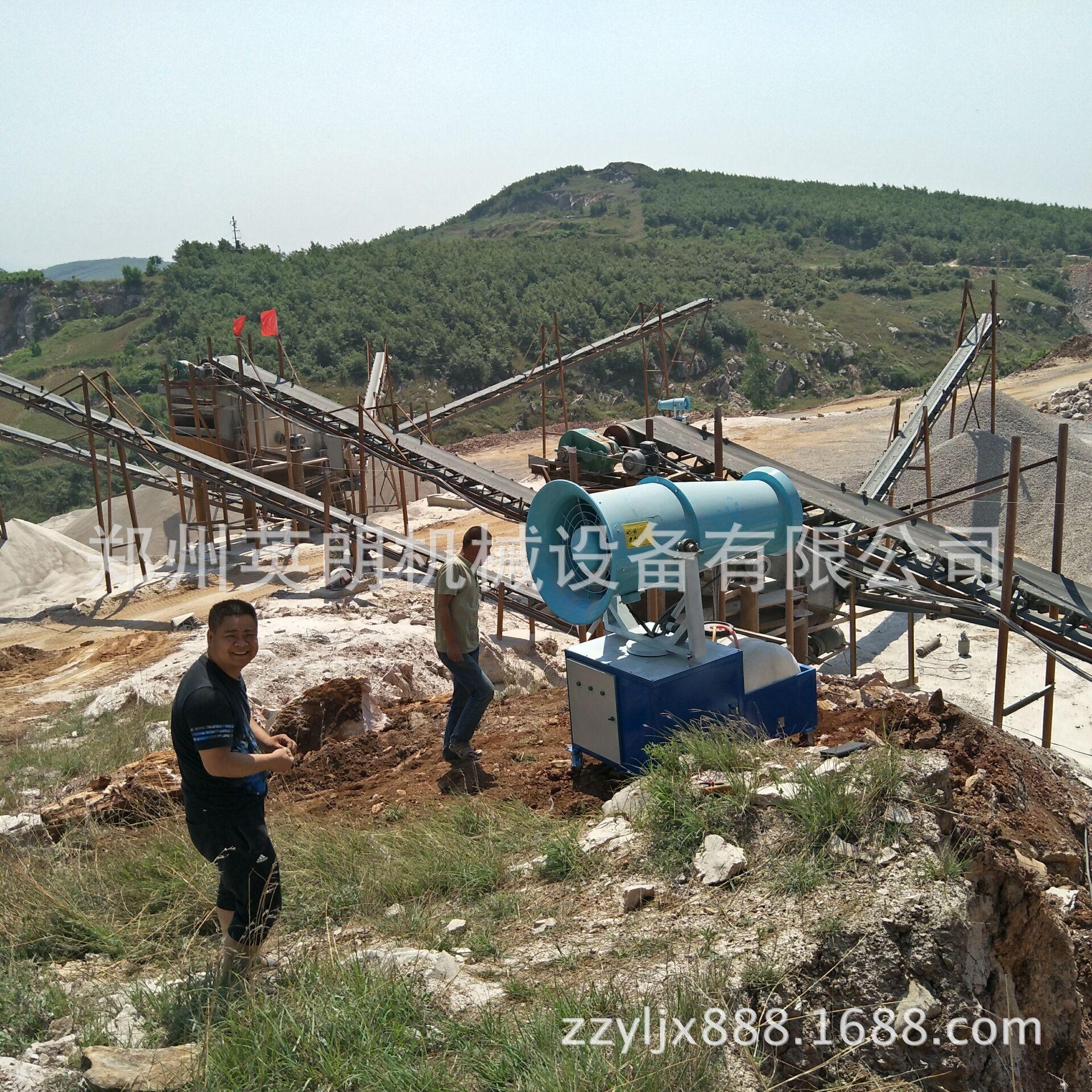 石料生产线全套设备配置 砂石石料生产线 大型石头破碎生产线示例图12