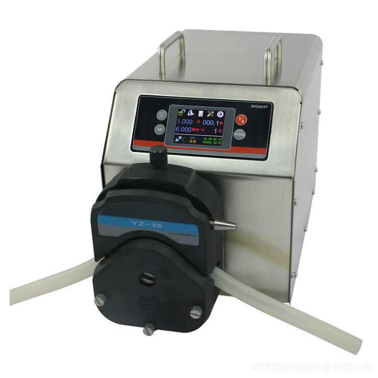 工业调速蠕动泵 工业灌装蠕动泵 WG600S大流量恒流泵示例图2