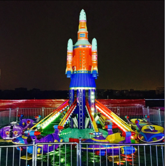 2020  厂家直销8臂旋转自控飞机 大型室内外儿童乐园自控飞机雷竞技设施游艺设施厂家雷竞技App最新版示例图9