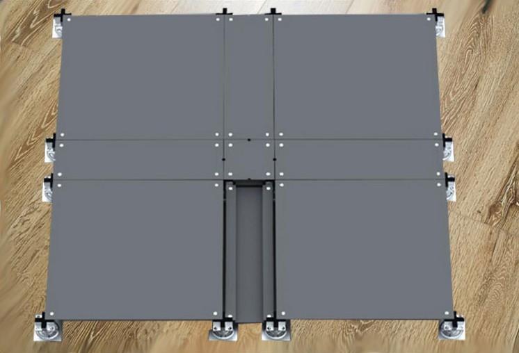 向利硫酸钙地板--向利架空防静电地板示例图2