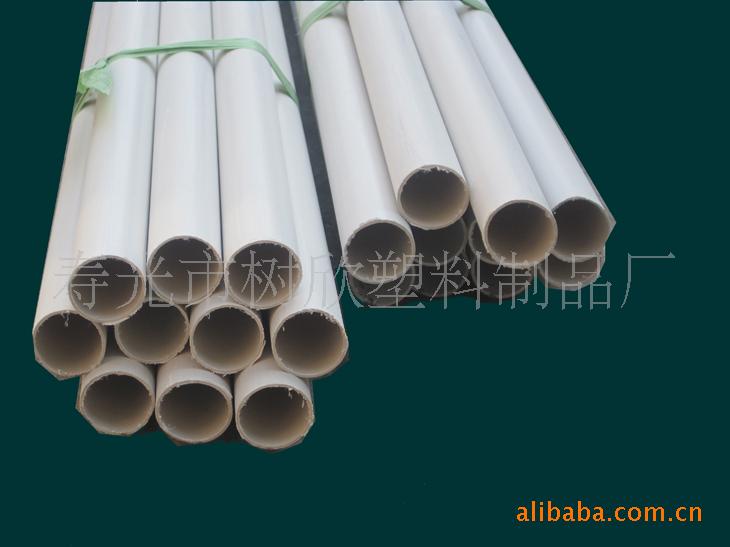 供应PVC大棚管   40mm蔬菜大棚PVC硬管厂家直销 专业定制示例图24