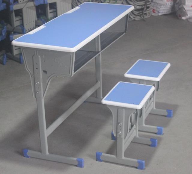 厂家直销学生课桌椅 辅导班课桌椅 单人课桌凳 双人课桌椅