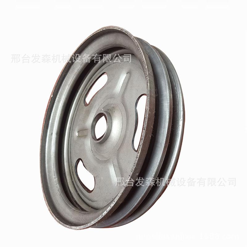 厂家直销旋压皮带轮尺寸精准价格低廉示例图3
