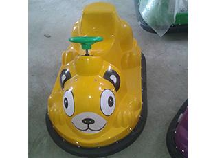 广场电瓶儿童飞碟碰碰车 单人电动儿童碰碰车大洋游乐生产厂家示例图2