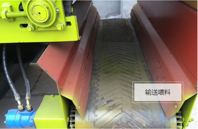 柴油动力撒料车 电动撒料车 养殖饲料撒料车 养殖机械设备撒料车示例图25