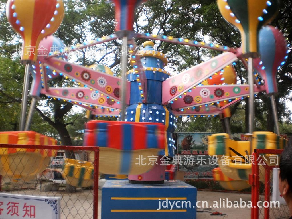 北京金典 桑巴气球 室外游乐设备 回本快的游乐设备示例图4