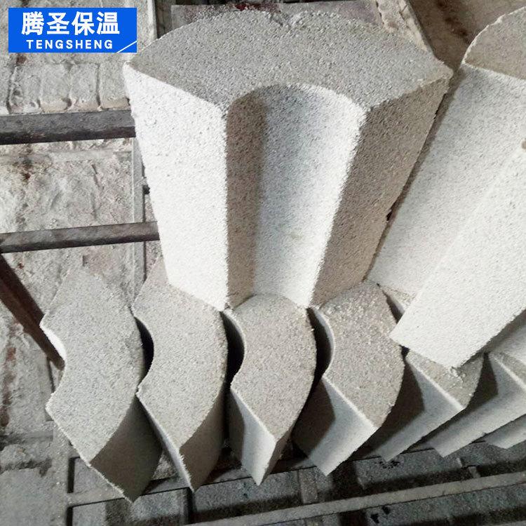 珍珠岩保温瓦防水防潮型珍珠岩保温瓦 原产地厂家专业生产示例图10