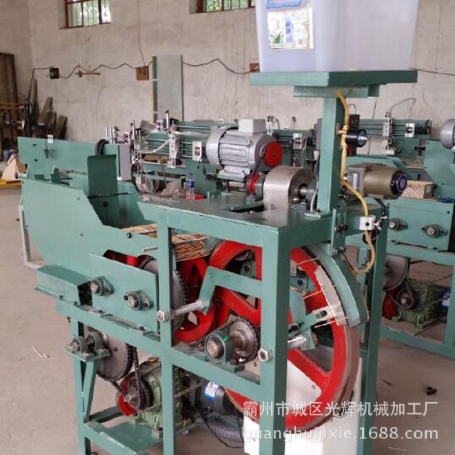 厂家直销河北妇检棉签机 包装专用设备 全自动棉签生产设备图片