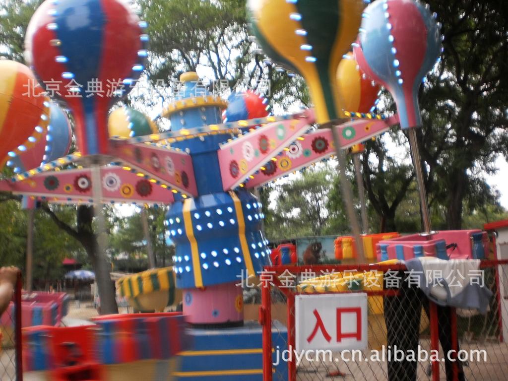 北京金典 桑巴气球 室外游乐设备 回本快的游乐设备示例图6