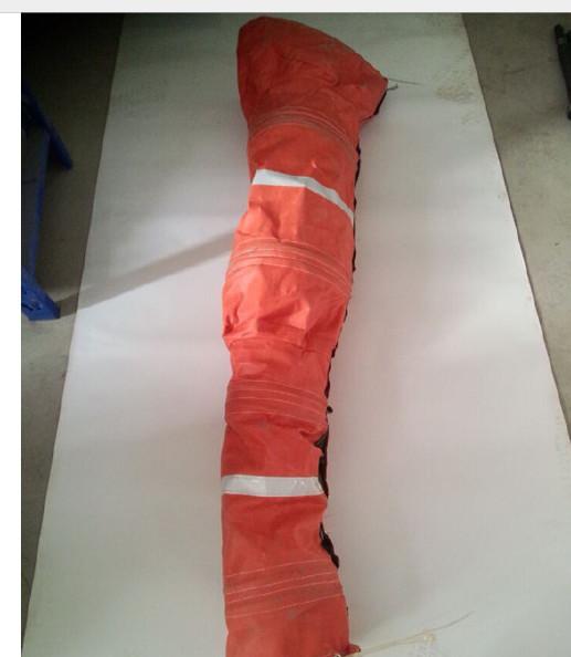 大海则煤矿液压支架立柱保护套|液压支柱护罩