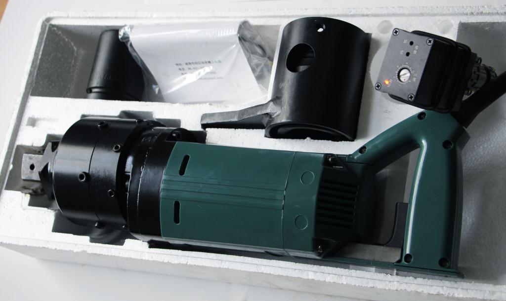桥梁螺栓电动扭矩扳手 钢结构螺栓电动扭矩扳手 1000N电动扳手示例图2